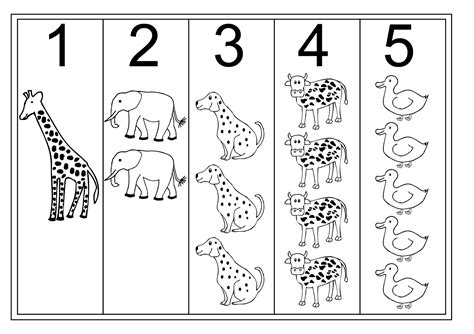 coloring pages of numbers 1 5 tracing numbers 1 5 for kids activity shelter