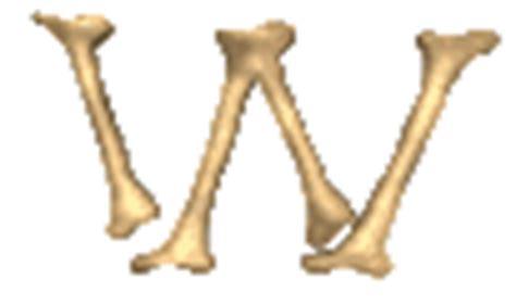 im genes de letras para imprimir gifs y fondos imagenes animadas de huesos letras animadas huesos