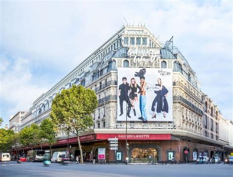 al a to reimagine galeries lafayette department store in