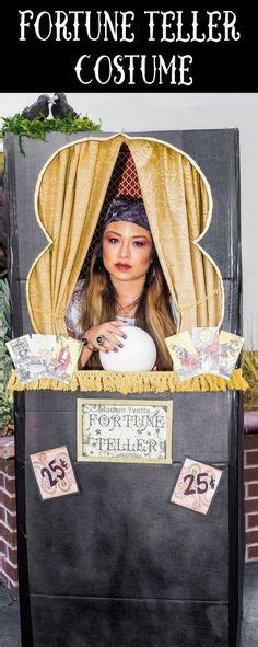 a fortune teller told me b007b5ic3e homemade halloween costumes show and tell kid costumes from designer parents rockpaperink com