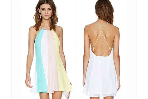 Trend Alert Bringing Backless Back by 5 Backless Pieces For Summer Days And Summer Nights
