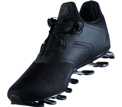 adidas springblade solyce s running shoes black buy it at the keller sports shop