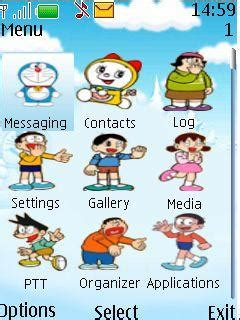themes doraemon nokia free nokia asha 202 205 doraemon app download