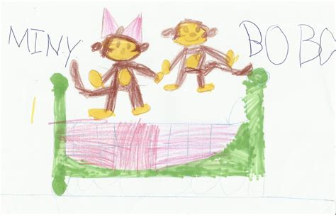 2 little monkeys jumping on the bed 2 little monkeys jumping on the bed 28 images five