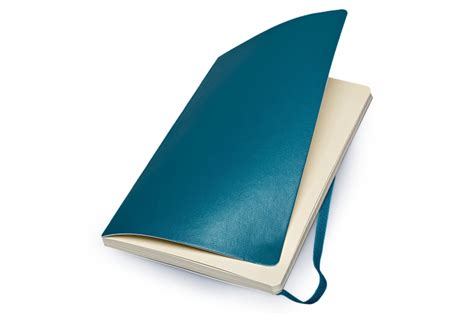 Blue Notebook Large mojolondon moleskine soft cover ruled underwater blue notebook large
