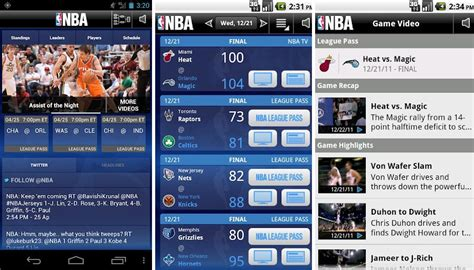nba app android best android apps for basketball fans android authority