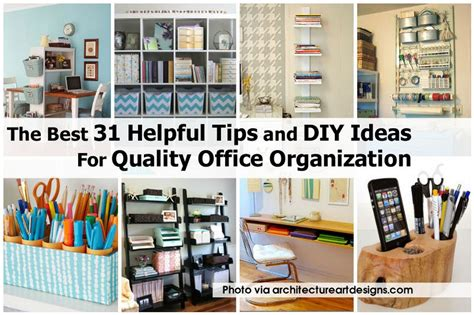 Small Kitchen Organization Ideas by The Best 31 Helpful Tips And Diy Ideas For Quality Office