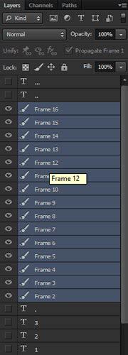 cara membuat animasi di photoshop cara membuat animasi di photoshop