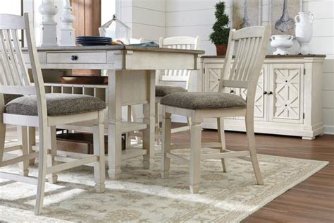 bolanburg counter height dining room set katy furniture