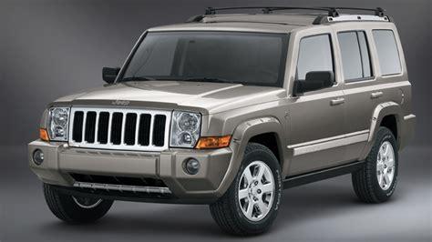 07 Jeep Commander 2007 Jeep Commander