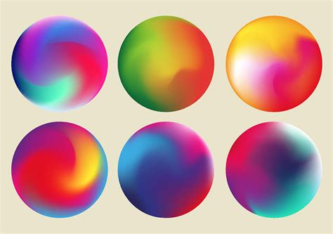how to change gradient color in illustrator how to create colourful gradient orbs in illustrator