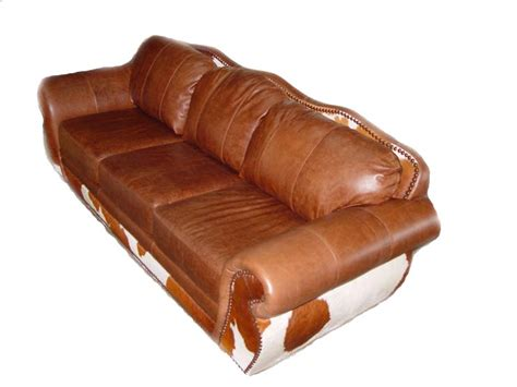 cowhide leather sofa cowhide sofas cowhide couches