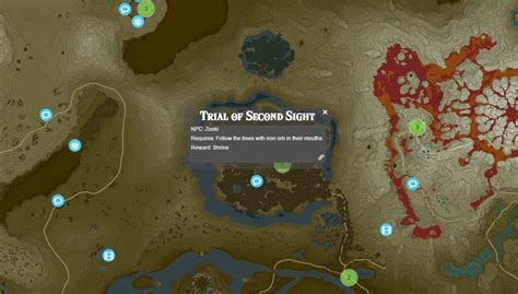legend of zelda map bosses the legend of zelda breath of the wild map bosses