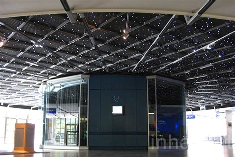 Ceiling Planetarium by Berlin S Zeiss Planetarium Has A Brilliant Led Ceiling And