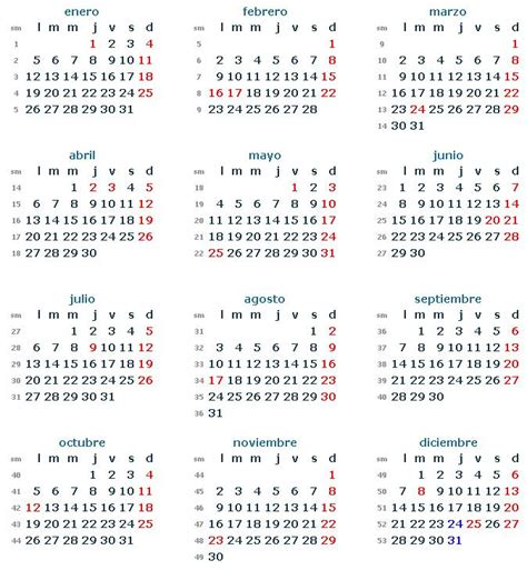 Calendario 2015 Para Imprimir Descargar Calendario 2015 Argentina