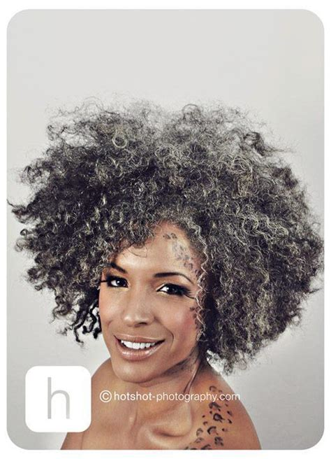 salt pepper african american natural hair images she still got it on pinterest gray hair grey hair and