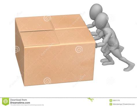 setting anony tun paket youtmax zeichentrickfilm figuren mit paket transport