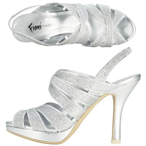 high heels for at payless silver glittery high heels silver heels