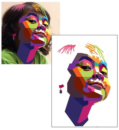 tutorial wpap dengan adobe illustrator cs3 how to create a geometric wpap vector portrait in adobe