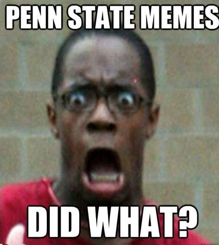 Penn State Memes - penn state memes launches psumemes com state in the real