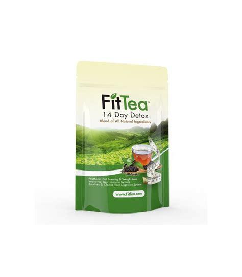 Fit Tea Detox Plan by Fit Tea 14 Jours Detox Herbal Weight Loss Tea