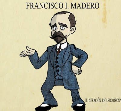 imagenes de la revolucion mexicana caricaturas francisco i madero the solipsist