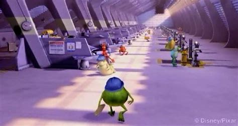 Monsters Inc Scare Floor by Favoritie Quotes And
