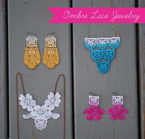 lace crafts projects crafts you can make with lace diy