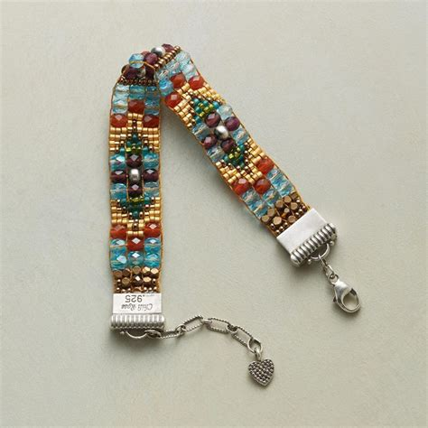 how to end a beaded loom bracelet 602 best beaded loom bracelets images on