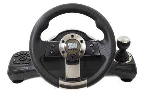 volante xbox360 volant pedalier sans fil avec retour de datel