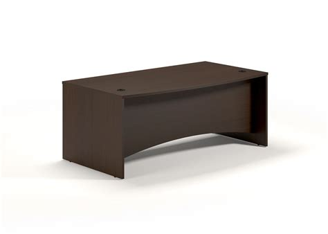 Front Office Desks Brisbain Collection Bow Front Desk Shell 72 Quot W X 39 Quot D Sku Btbd7239 Price 451 92 Office