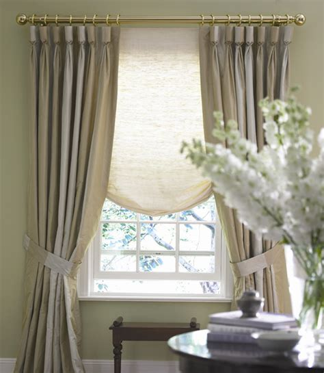 roman shades and drapes relaxed roman shades roman shades new york by the