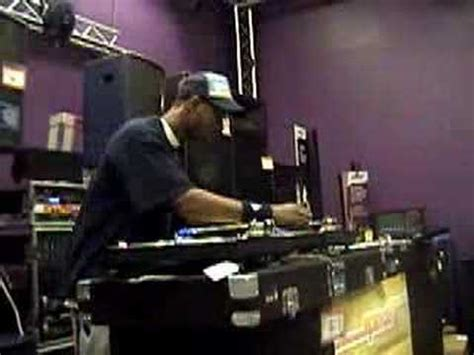 Public Enemys Dj Lord Guitar Center Spin Off 2004 Youtube