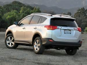 Toyota Rav4 2015 Review 2015 Toyota Rav4 Test Drive Review Cargurus