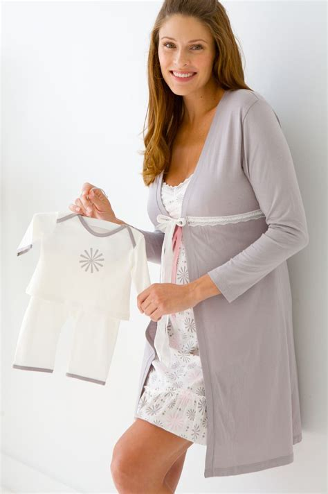 comfortable nightgowns a comfortable neutral color nightgown for pregnancy this