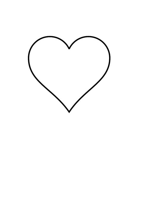 small heart outline tattoo outline black and white clipart panda free