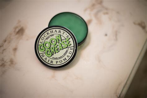 Pomade Lockhart lockhart s authentic hair pomade goon grease review the pomp
