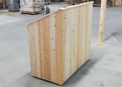 Garbage Can Sheds by Trash Can Shed Outdoor Trash Can Storage Shed