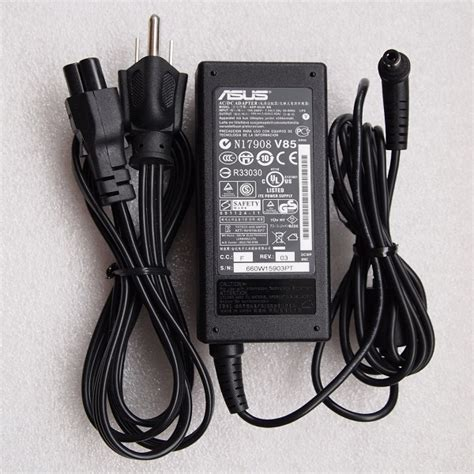 asus n11846 ac adapter charger power supply cord wire
