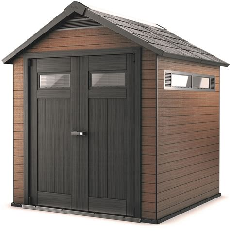 Sears Tool Shed by Keter 7 5 X 7 Wood Plastic Composite Shed Sears
