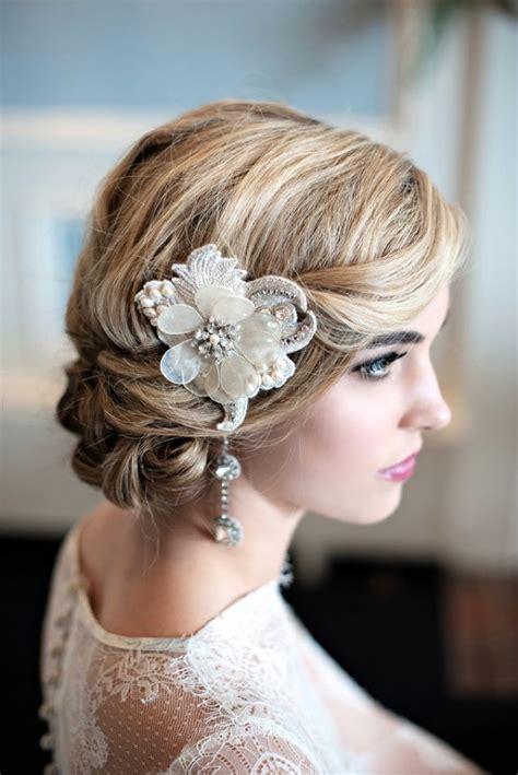 bridal hairstyles vintage la moda en tu cabello mejores peinados recogidos para