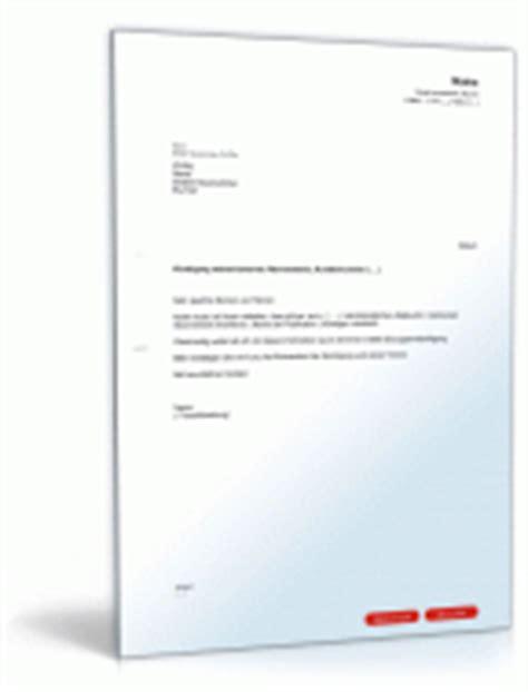 Abonnement K Ndigen Brief k 252 ndigung abonnement muster zum