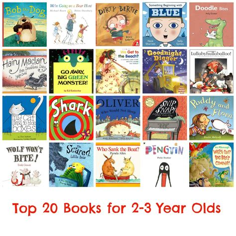 parthenium s year books top 20 books for 2 3 year olds bedtimereading books