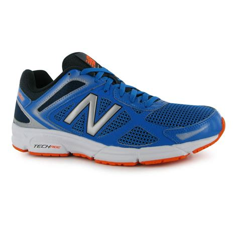cushioned athletic shoes new balance mens m460v1 running shoes lace up sports