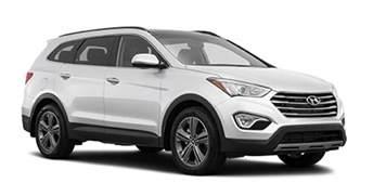 Hyundai Tucson Santa Fe Difference Compare The 2016 Hyundai Tucson Vs Santa Fe