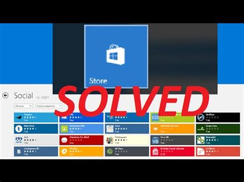 aptoide wont open solved windows store not working won t open windows 10