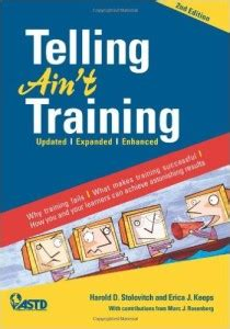 reading training missing 8853005351 jeanne farrington if you haven t read telling ain t training you re missing out