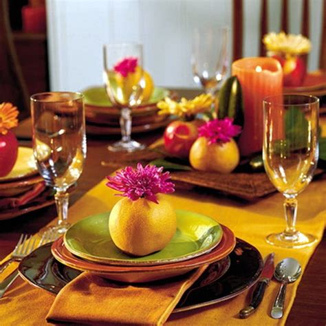 how to make a table centerpiece 21 diy thanksgiving decorations and centerpieces savoring