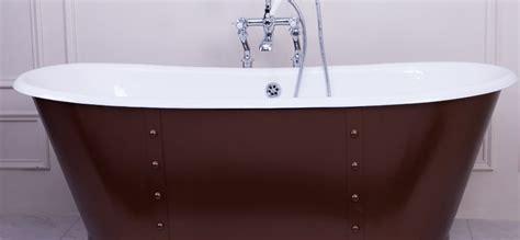 baignoire ilot fonte baignoire 238 lot en fonte la baignoire aux multiples avantages