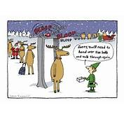 Christmas Cartoons  Humor